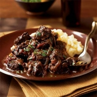 Beer Braised Beef With Onions Recipe