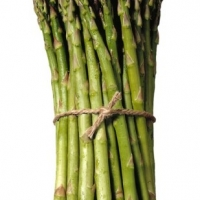 Image of Asparagus Butter Risooto With Shrimp Recipe, Group Recipes