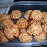 Image of Almond Macaroon Cookies Recipe, Group Recipes