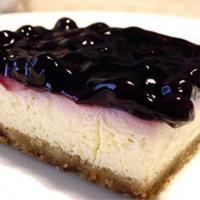 No Bake Blueberry Cheesecake Recipe