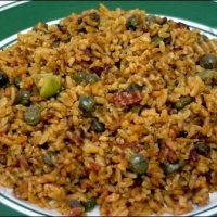 Image of Arroz Con Gandules Recipe Recipe, Group Recipes