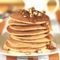 Image of Amish Pumpkin Pancakes Recipe, Group Recipes
