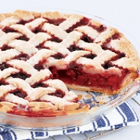 Image of All Canadian Cherry Pie Recipe, Group Recipes