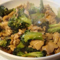 Image of Asian-style Chicken And Broccoli Recipe, Group Recipes