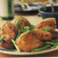 Image of Asian Roasted Chicken Recipe, Group Recipes