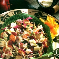 Image of Apple Slaw With Poppy Seed Dressing Recipe, Group Recipes