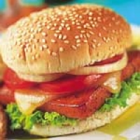 Image Gallery Spam Burger