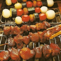 Image of Apple-pork Kebabs Recipe, Group Recipes