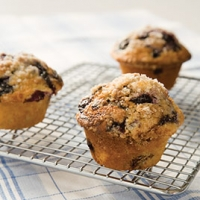 Image of Anytime Blueberry Muffins Recipe, Group Recipes