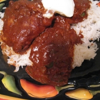 Image of Authentic Mexican Mole Chicken Recipe, Group Recipes