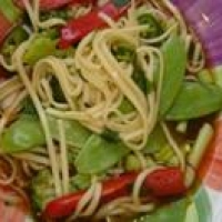 Image of Asian Noodle Bowl Recipe, Group Recipes