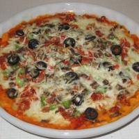 Hot Pizza Dip Recipe
