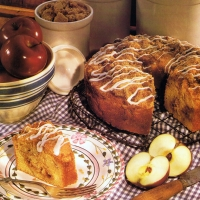 Image of Apple Streusel Cake Recipe, Group Recipes