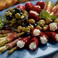 Image of Antipasto Platter Recipe, Group Recipes