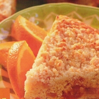 Image of Apricot Orange Crumb Cake Recipe, Group Recipes