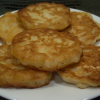 Image of Amish Onion Patties Recipe, Group Recipes