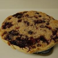 Easy Raspberry Sour Cream Pie Recipe