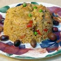 Image of Arroz Con Pollo Chicken And Rice  Recipe, Group Recipes