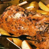 Image of Arista Al Forno - Tuscan Roasted Loin Of Pork Recipe, Group Recipes