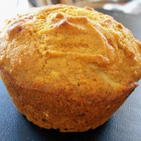 Image of Apple - Cheese Corn Muffins Recipe, Group Recipes