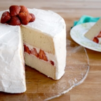 ... Strawberry Whipped Cream Cake. on strawberry whipped cream cake – an