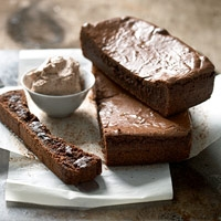 Image of Amaretto Chocolate Brownies Recipe, Group Recipes