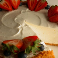 Image of Allenes Southwest Cheesecake Recipe, Group Recipes