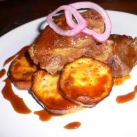 Braised Pork Shoulder With Orange Mojo Recipe