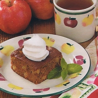 Image of Apple Gingerbread Recipe, Group Recipes