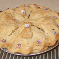 Image of Autumn Pear Pie Recipe, Group Recipes