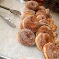 Image of Antique Aunt Marys Doughnuts Recipe, Group Recipes
