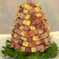 Image of Appetizer Tree Recipe, Group Recipes