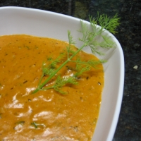 Image of Tomato Florentine Soup Recipe, Group Recipes