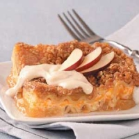 Image of Apple Lasagna Recipe, Group Recipes
