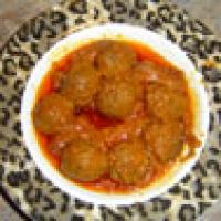 Cajun Meatballs Recipe