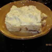Angel Lemon Torte Recipe