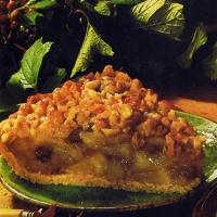Image of Apple Raisin Cobbler Pie Recipe, Group Recipes