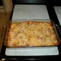 Image of Au Gratin Taco Bake Recipe, Group Recipes