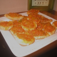 Image of As Name Le Petit Saline It  Doughier And Salad Maroccanacrid Recipe, Group Recipes