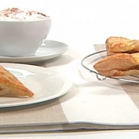 Image of Apple Toffee Turnover Recipe, Group Recipes