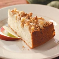 Image of Apple-topped Cake Recipe, Group Recipes