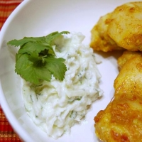Tandoori Chicken With Yogurt Sauce Recipe
