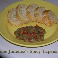 Image of Anniez Spicy Tapenade Recipe, Group Recipes