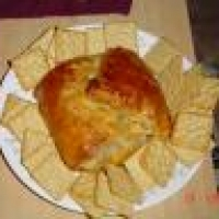 Image of Apricot Baked Brie Recipe, Group Recipes