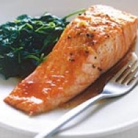 Healthy Baked Salmon R...