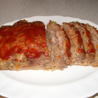 Moms Old Fashioned Meat Loaf Recipe