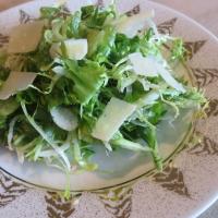 Fennel Frisee And Escarole Salad Recipe