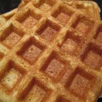 Image of Almond Meal Waffles Gluten Free Recipe, Group Recipes