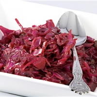 Image of Apple Red Cabbage Recipe, Group Recipes