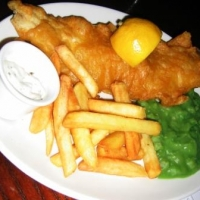 British fish and chips recipe for British fish and chips recipe